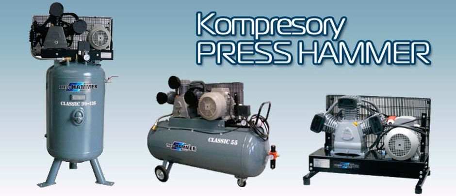 Kompresory Press Hammer